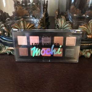 Brand new still sealed NYX eyeshadow